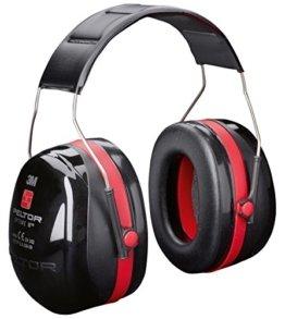 Gehörschutz verstellbar