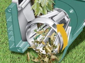 Gartenhäcksler Bosch Test