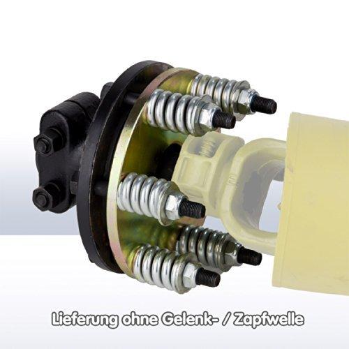DEMA Rutschkupplung für Zapfwelle 1000 Nm - 1