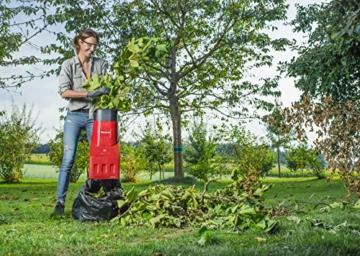 Test Einhell Gartenhäcksler