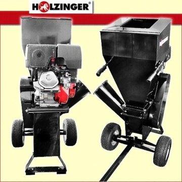 Benzin Häcksler Holzinger