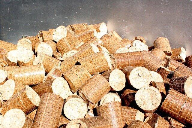 Holz Brennstoff Pellets pressen selber