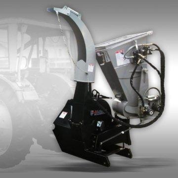 Holzhäcksler Zapfwelle Traktor Häcksler