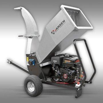 Jansen GTS 1500 Häcksler Test